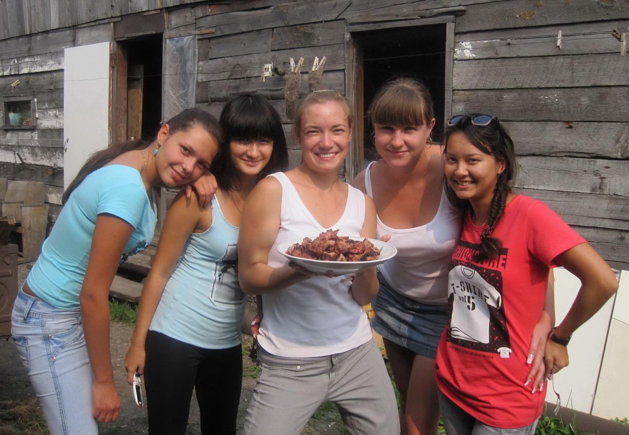 Студентки молодые девчонки 19 фотография